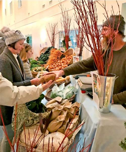 The Wrightstown Farmers Market