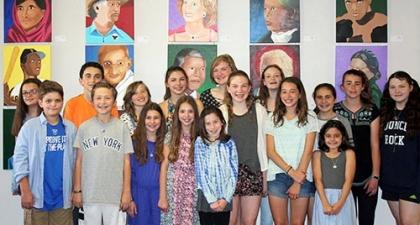Portraits of Change Art Show
