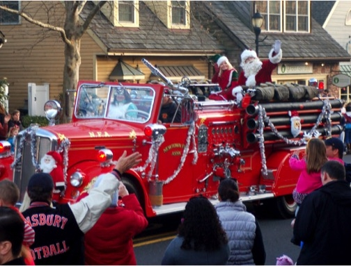 Newtown parade