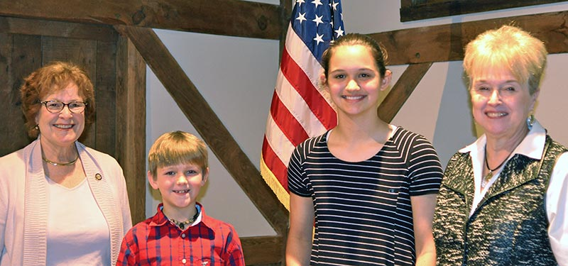 dar welcomes columbus essay winners times publishing newspapers  the washington crossing chapter of daughters of the american revolution last month hosted two winners of this year s christopher columbus essay contest