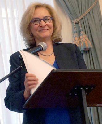 Poetry Workshop with Katherine Falk: Bucks County Poet Laureate @ Margaret R. Grundy Memorial Library