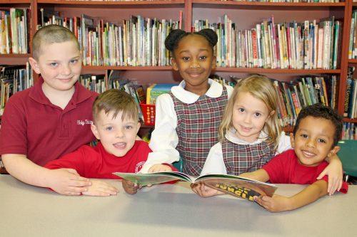 Holy Trinity School - Morrisville