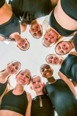 The Dance Academy in Holland
