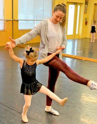 Downstage Center Dance Studio - Morrisville