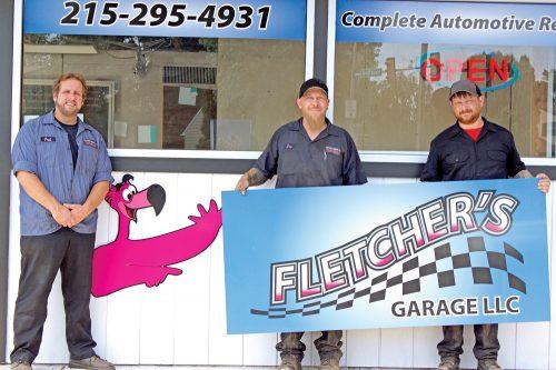 Fletcher's Garage - Fairless Hills