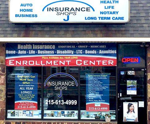 Insurance Shops