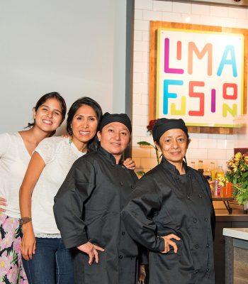 Lima Fusion - New Hope, Ferry Market