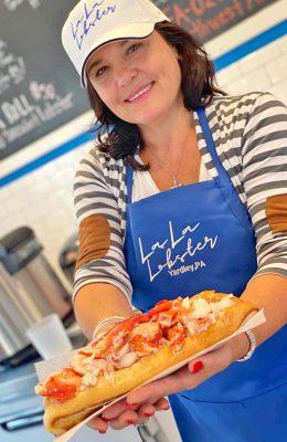 La La Lobster - Yardley