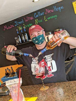 Main Street Wine Cellar - New Hope