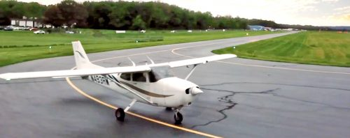 The Princeton Flying School at Princeton Airport