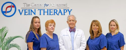 The Center of Advanced Vein Therapy