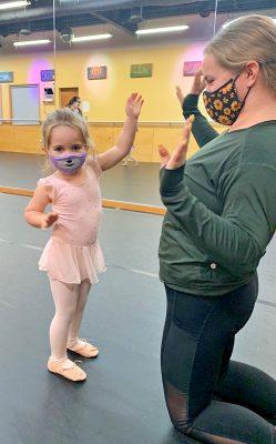 Downstage Center Dance Studio in Morrisville