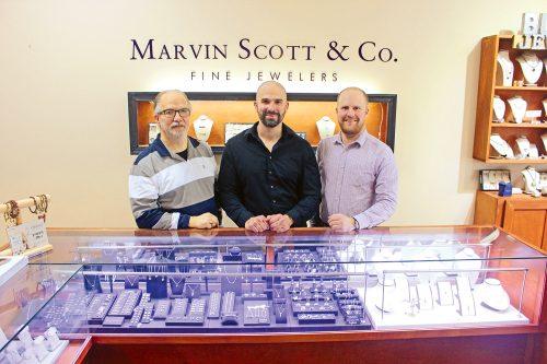 Marvin Scott & Co. Fine Jewelers