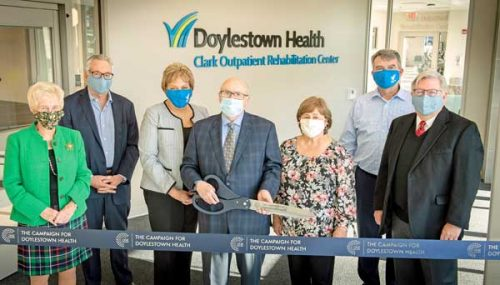 Doylestown Health continues to grow to meet community's needs