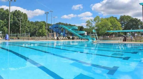 Spotlight: The Pool at LMT