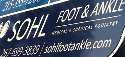 Spotlight: Sohl Foot & Ankle