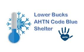 AHTN's Code Blue Shelter is open at new location