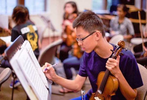 Spotlight: Youth Orchestra of Bucks County