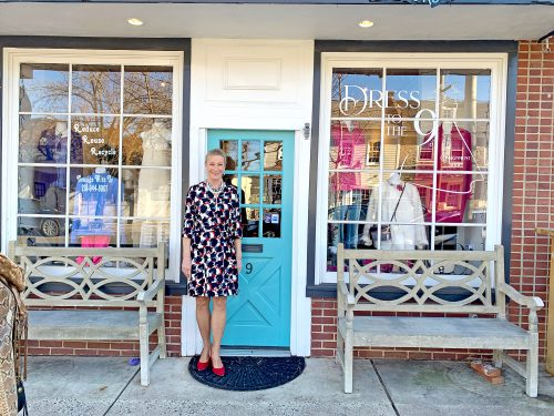 Spotlight: Dress To The 9's Consignment Shop