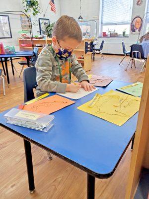 Spotlight: The Montessori School