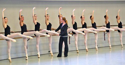 Spotlight: Rakova Ballet School