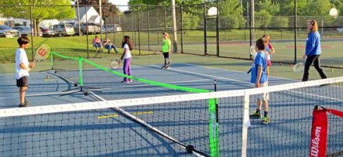 BCTA outdoor programs offer fun, affordable, and safe tennis for all!