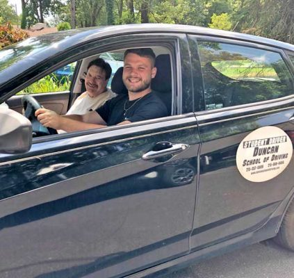 Duncan's School of Driving: Helping students improve their driving skills