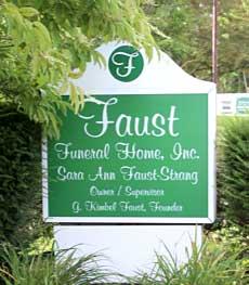Spotlight: Faust Funeral Home Inc.