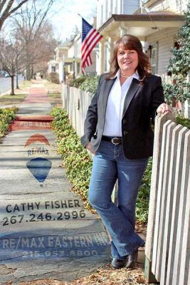 Spotlight: Cathy Fisher at Remax Eastern