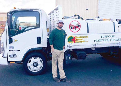 Spotlight: Andrew's Lawn Ranger, LLC