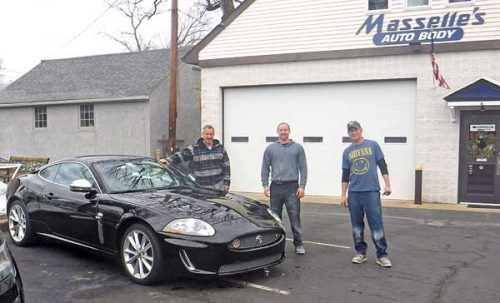 Masselle's Auto Body: Transforming cars back to life