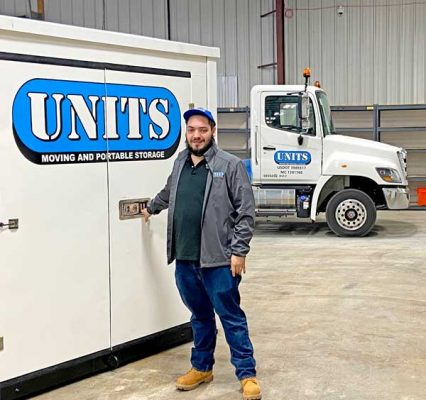 Spotlight: UNITS Moving and Portable Storage